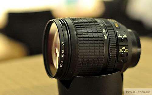 Фото - Новый Nikon 18-105 f3.5-5.6G AF-S VR DX