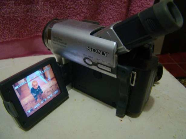 Фото - Видеокамера sony