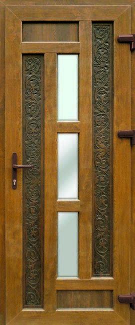 Входные металлопластиковые двери фото