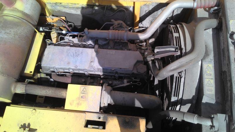 Фото 7 - Продаем гусеничный экскаватор JCB JS 330 LC, 2,2 м3, 2008 г.в.