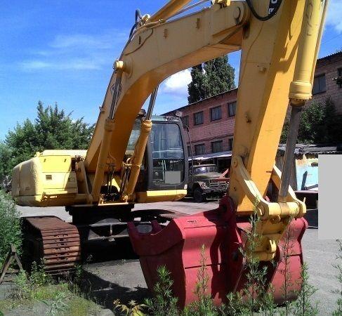 Фото - Продаем гусеничный экскаватор JCB JS 330 LC, 2,2 м3, 2008 г.в.