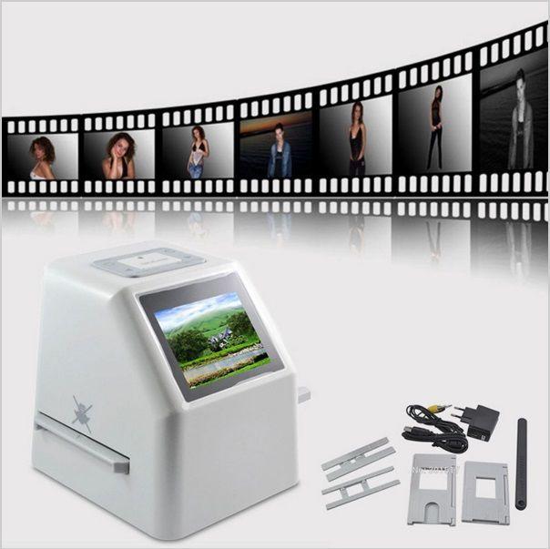 Фото - Слайд сканер фотопленки Qpix(35мм, негативы) Новый