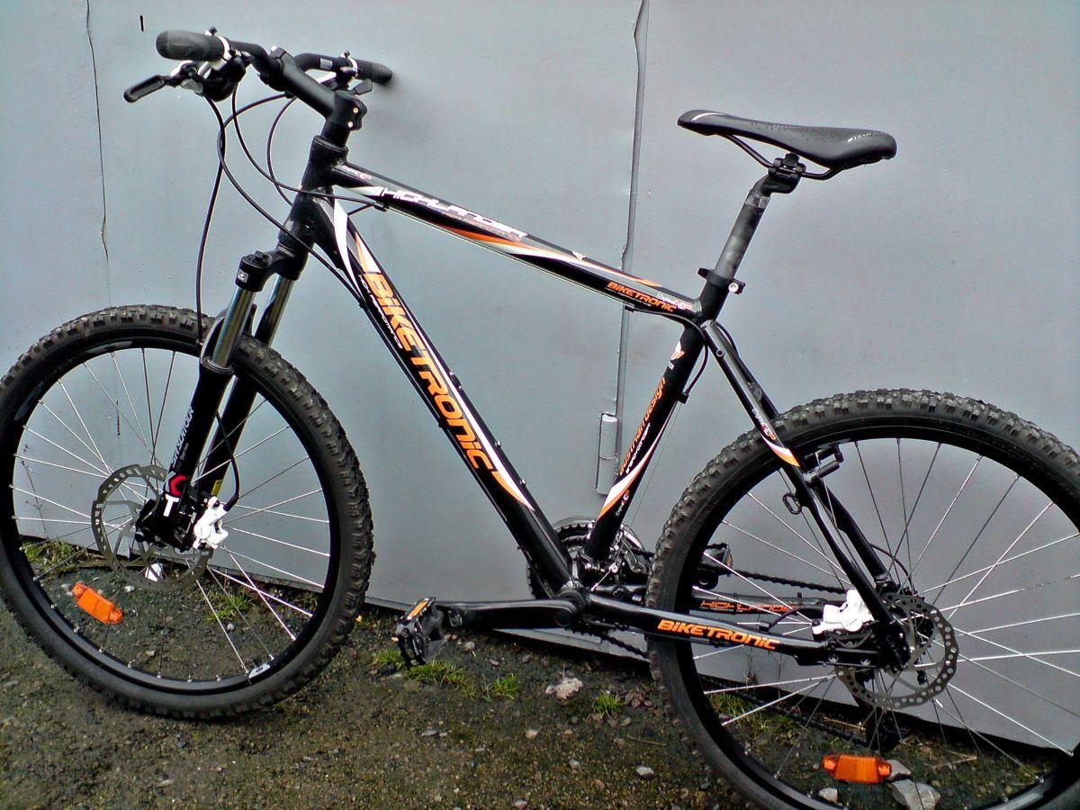 Фото - Велосипед BikeTronic