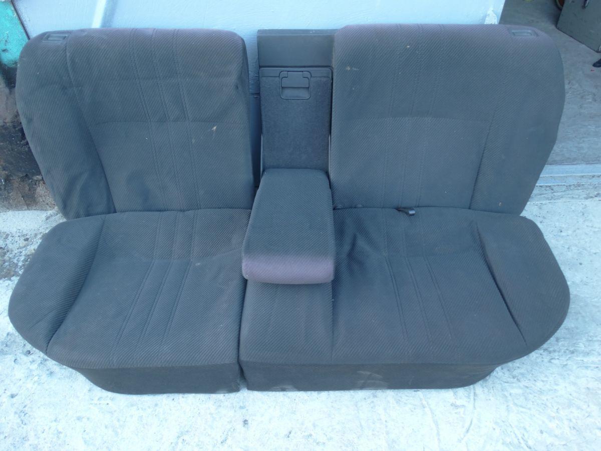 Фото - Заднее сиденье диван Opel Kadett Е СЕДАН