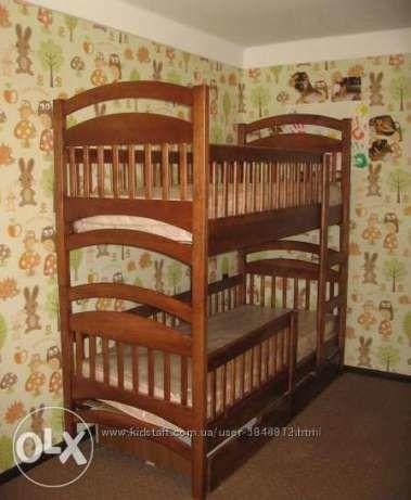 Фото 4 - Двухъярусна кровать Карина Люкс -комплет !