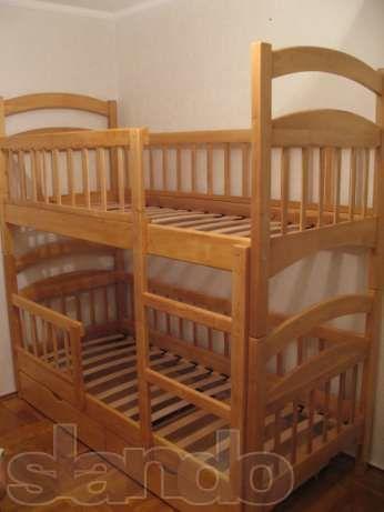 Фото 2 - Двухъярусна кровать Карина Люкс -комплет !