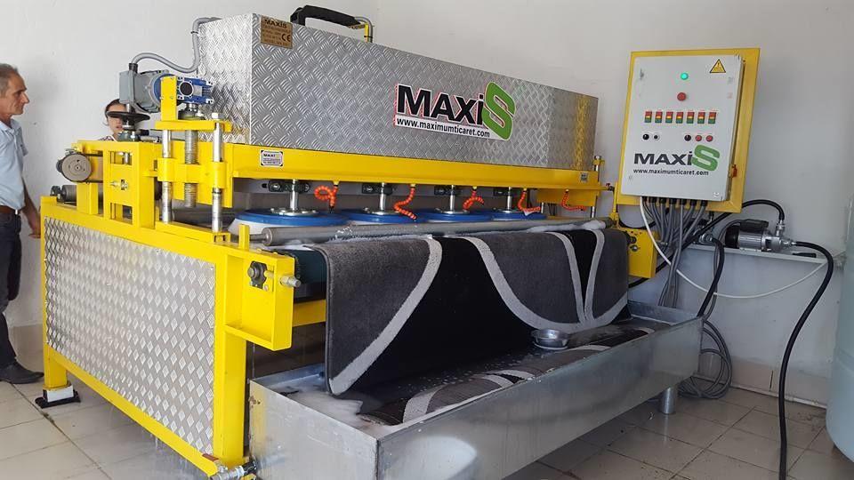Фото - Продам профессиональное оборудование для стирки  ковров.