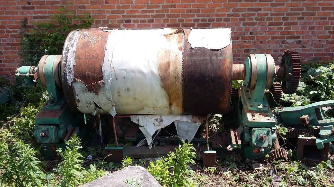 Фото - Накат  периферический из демонтированной машины
