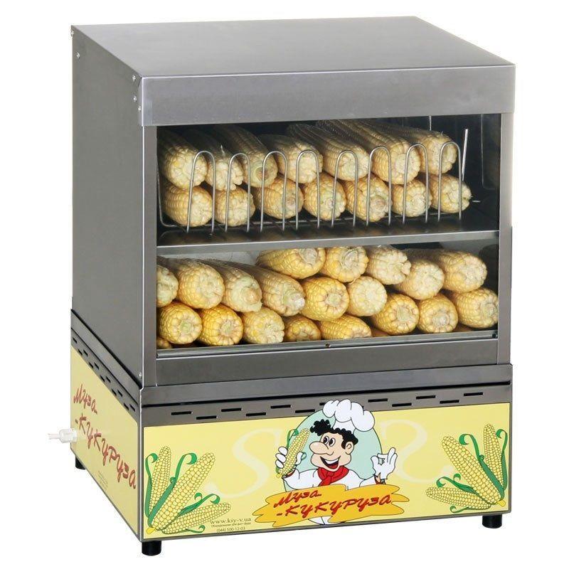 Кукурузоварка на 22л. Аппарат для варки кукурузы и готовки хот-дога!!
