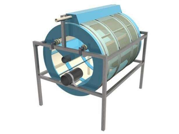 Механические фильтры для узв своими руками 128