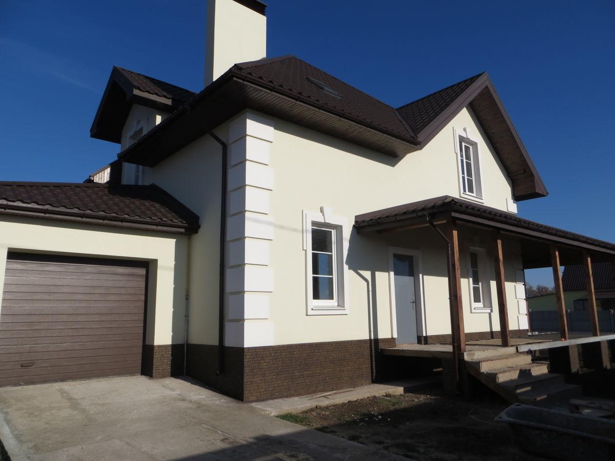Продам дом в котеджном посёлке Малая даниловка