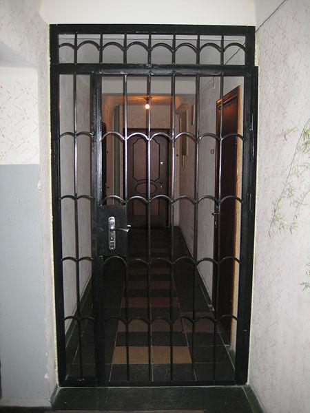 Решетки на двери, решетчатые двери, дверь решетка, двери в киеве