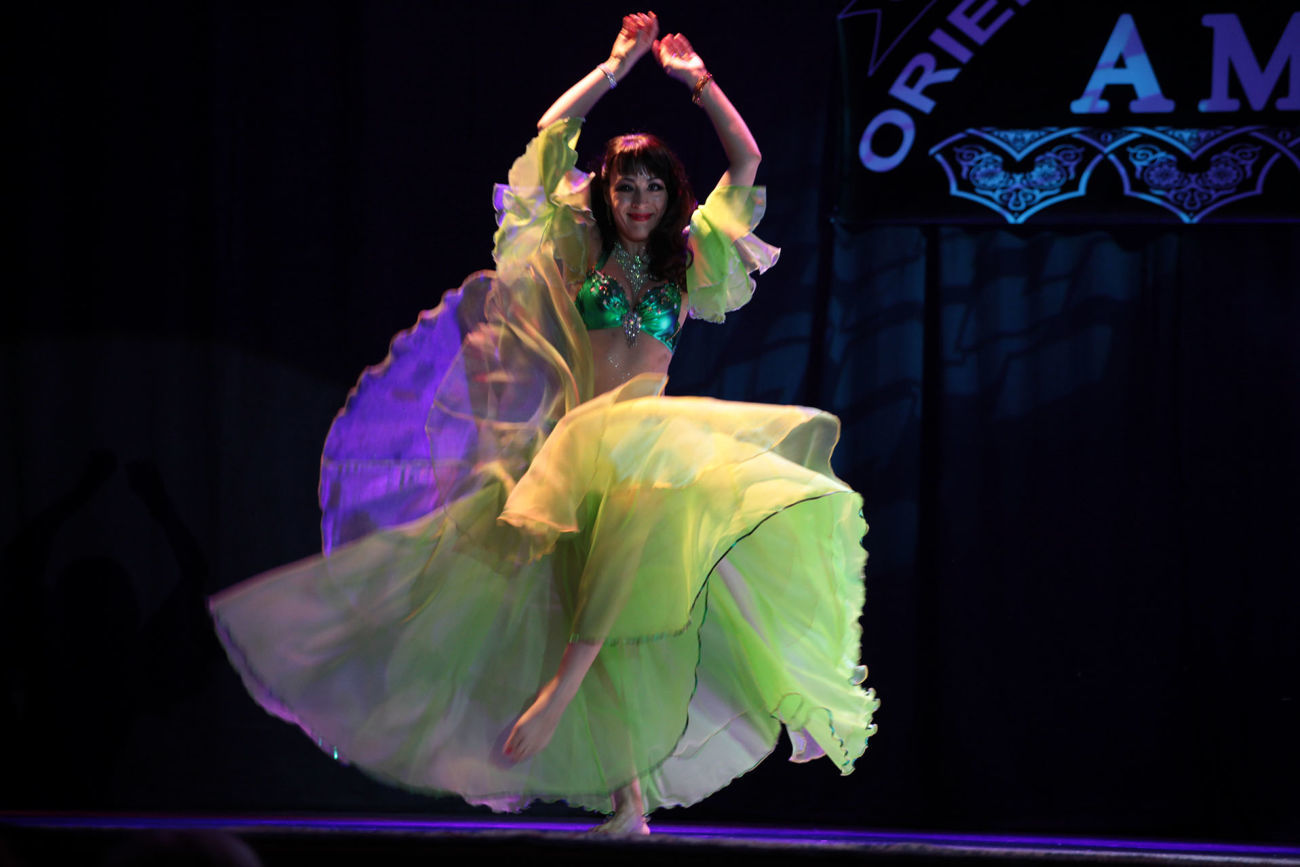 Фото 3 - Приходите на занятия по восточным танцам