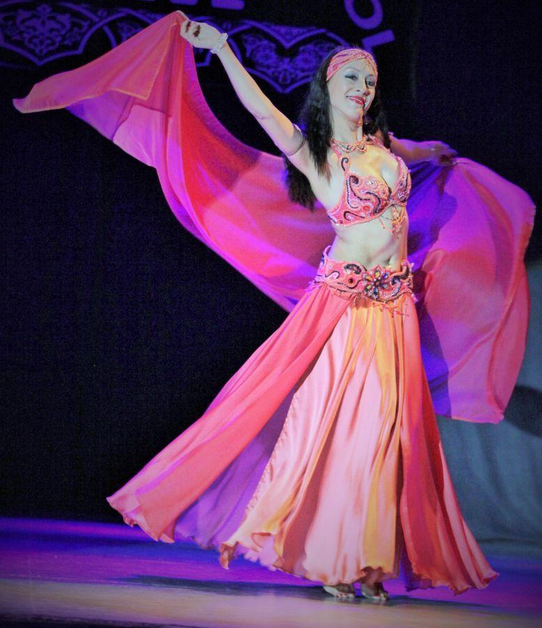 Фото 2 - Приходите на занятия по восточным танцам