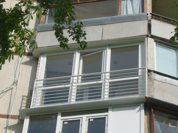 Сварные балконные ограждения