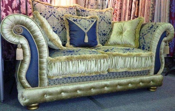 Перетяжка и ремонт мягкой и корпусной мебели Киев