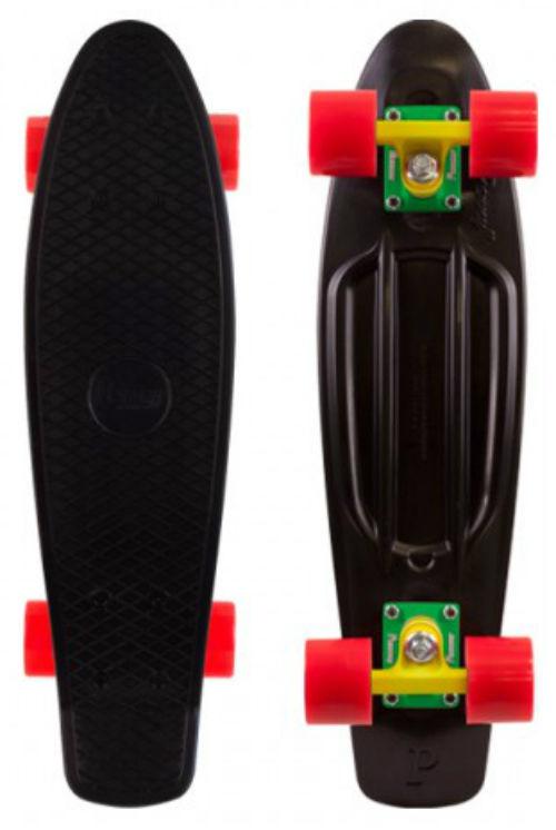 Фото 2 - Скейт 27-M penny skate board cruiser fish пенни лонгборд