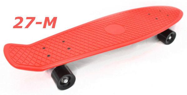 Фото 8 - Скейт 27-M penny skate board cruiser fish пенни лонгборд