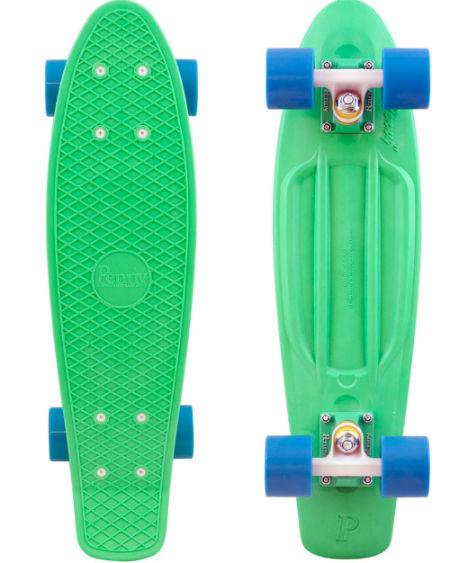 Фото 9 - Скейт 27-M penny skate board cruiser fish пенни лонгборд