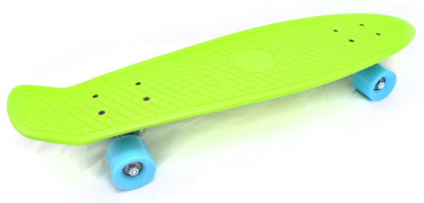 Фото 4 - Скейт 27-M penny skate board cruiser fish пенни лонгборд