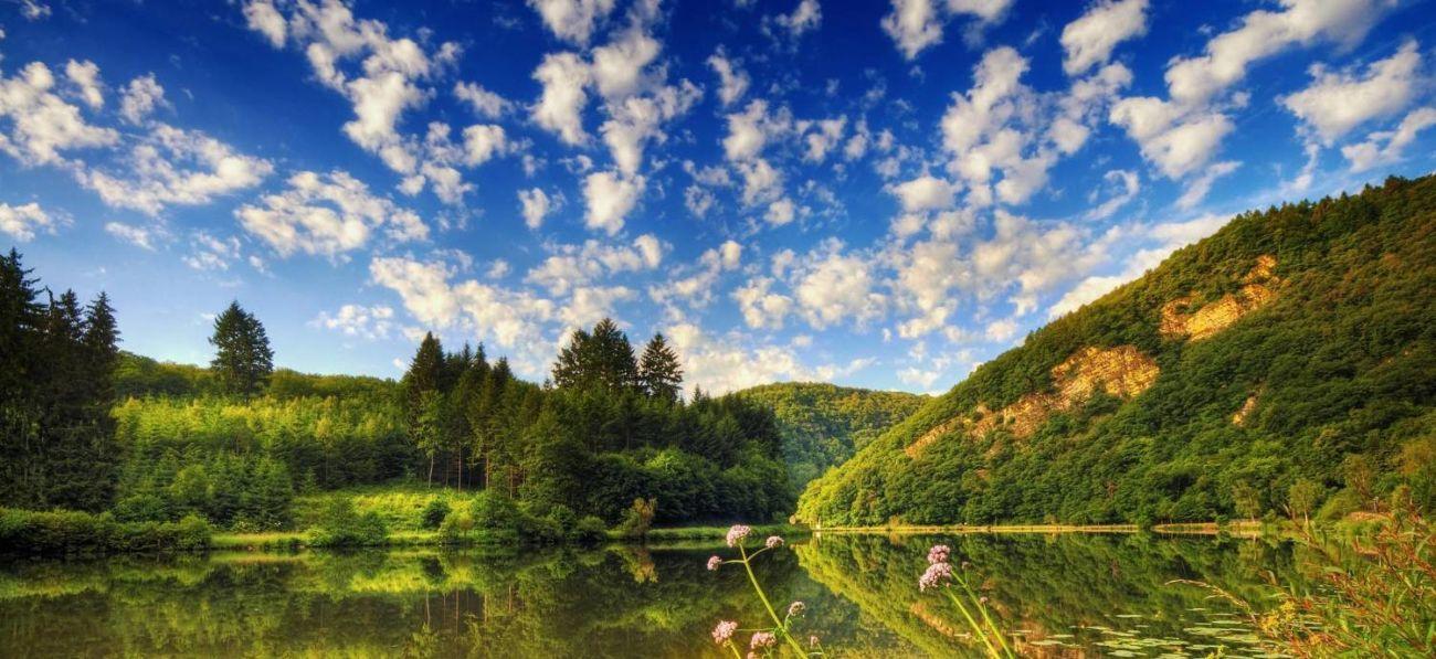 Карпатский тандем или отпуск для активных