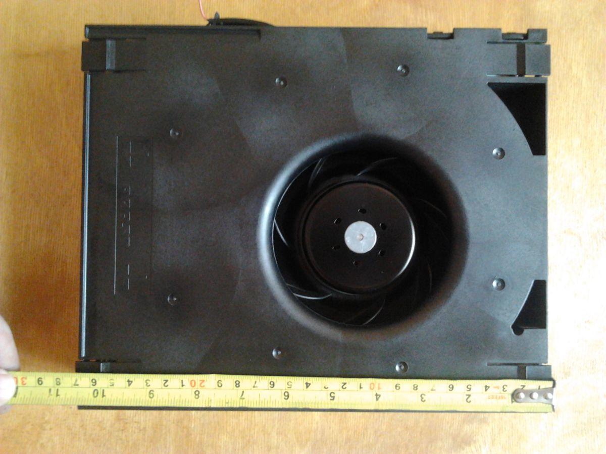 Фото 2 - Высокоскоростной центробежный внтилятор EBMPAPST!