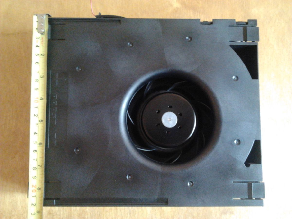 Фото 3 - Высокоскоростной центробежный внтилятор EBMPAPST!