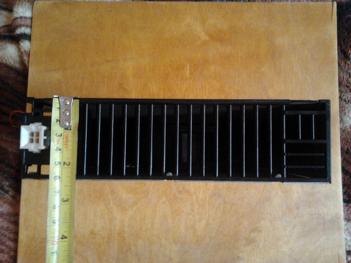 Фото 4 - Высокоскоростной центробежный внтилятор EBMPAPST!