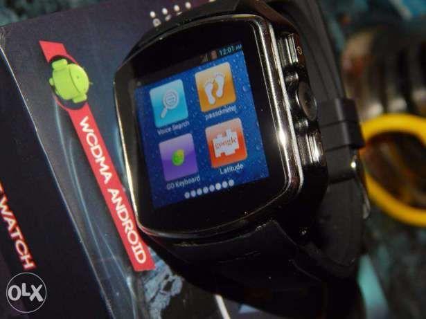 Smart Watch андроид 4.4 os water proof смарт часы