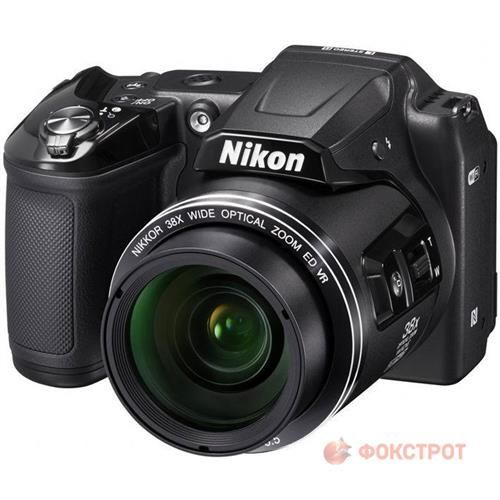 Фото 2 - Nikon Coolpix L840 Black Nikon Wi-Fi(как новый).