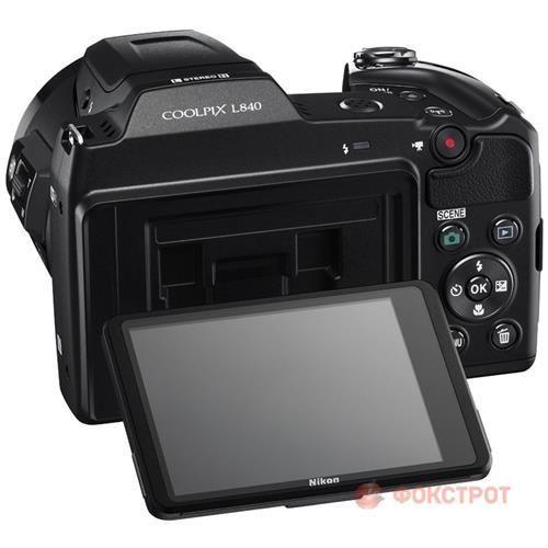 Фото - Nikon Coolpix L840 Black Nikon Wi-Fi(как новый).