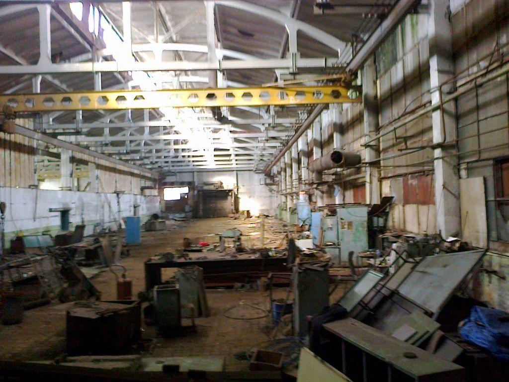 Промкорпус-склад 5430 квм с админ. помещен и трансформатором 560квт