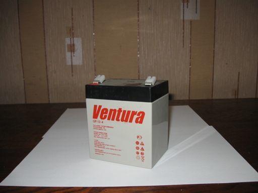 Аккумулятор Ventura до/для эхолота Garmin, Lowrance, Humminbird