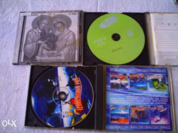Диск-cd: иконы.энциклопедия.