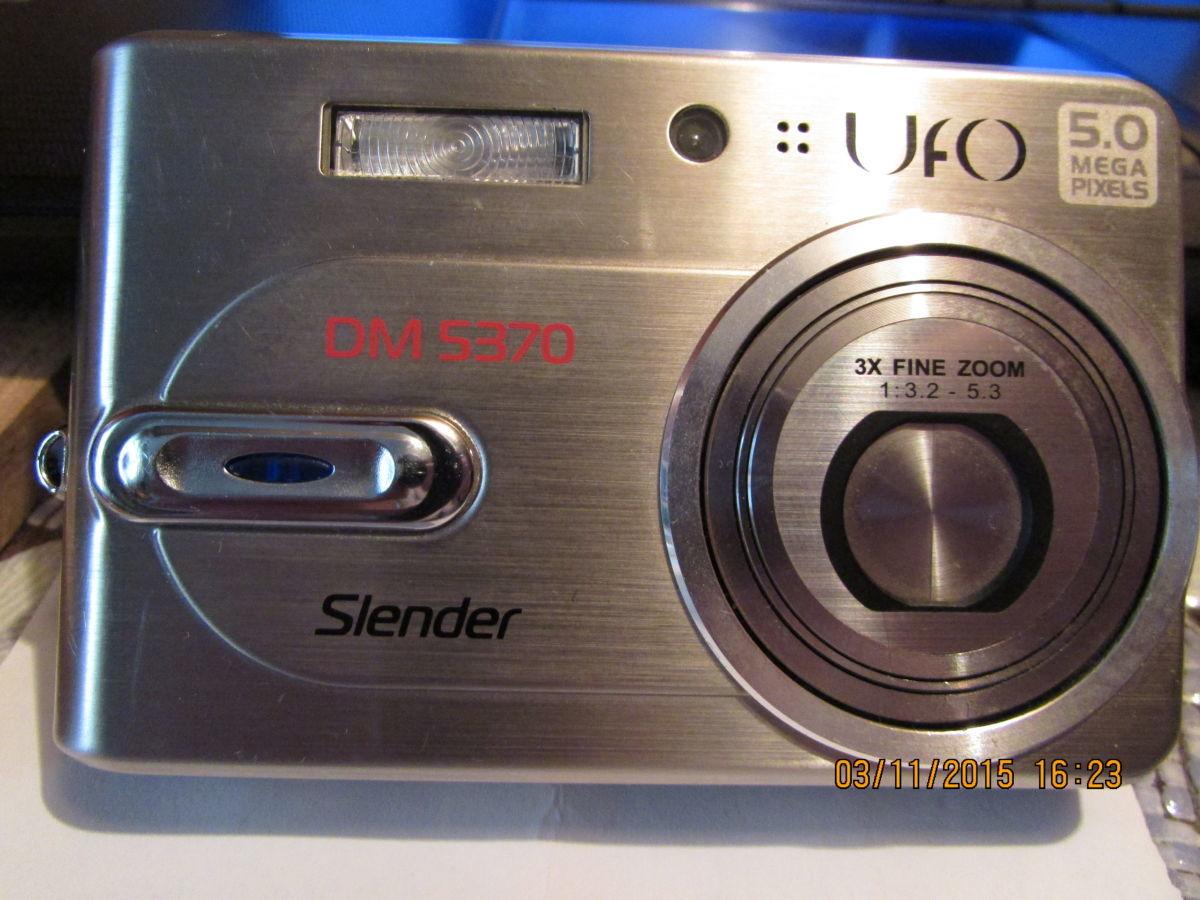 Цифровая фотокамера UFO DM-5370