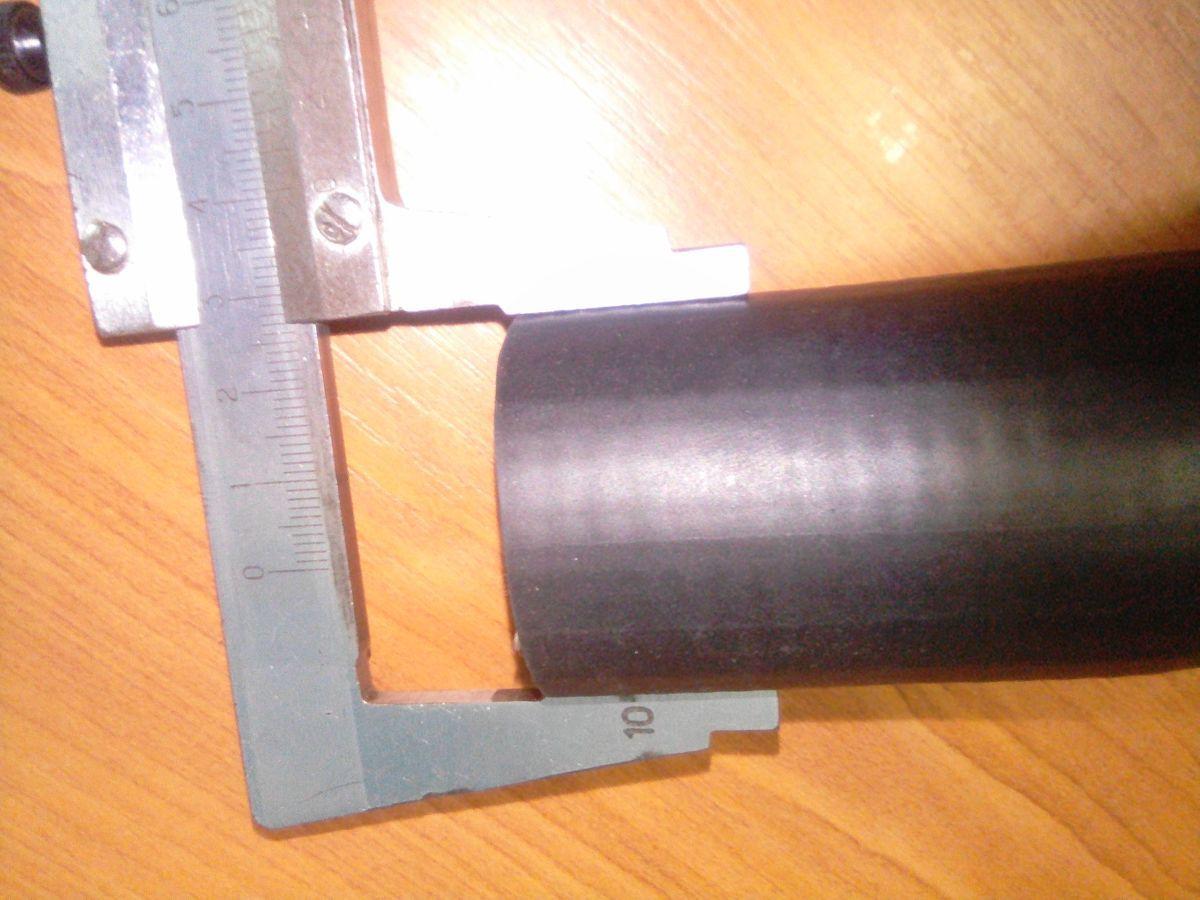 Фото 3 - Патрубок радиатора верх Ford Connect Конект