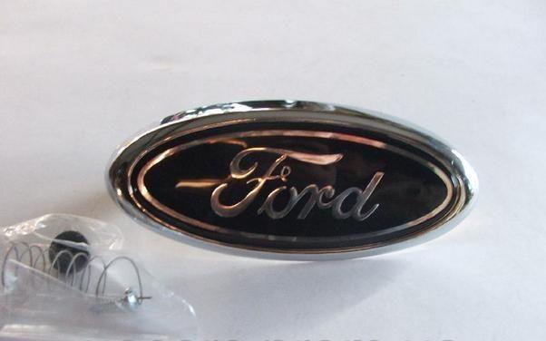 Фото - Эмблема FORD (значок) на решетку Ford connect конект с 2006года