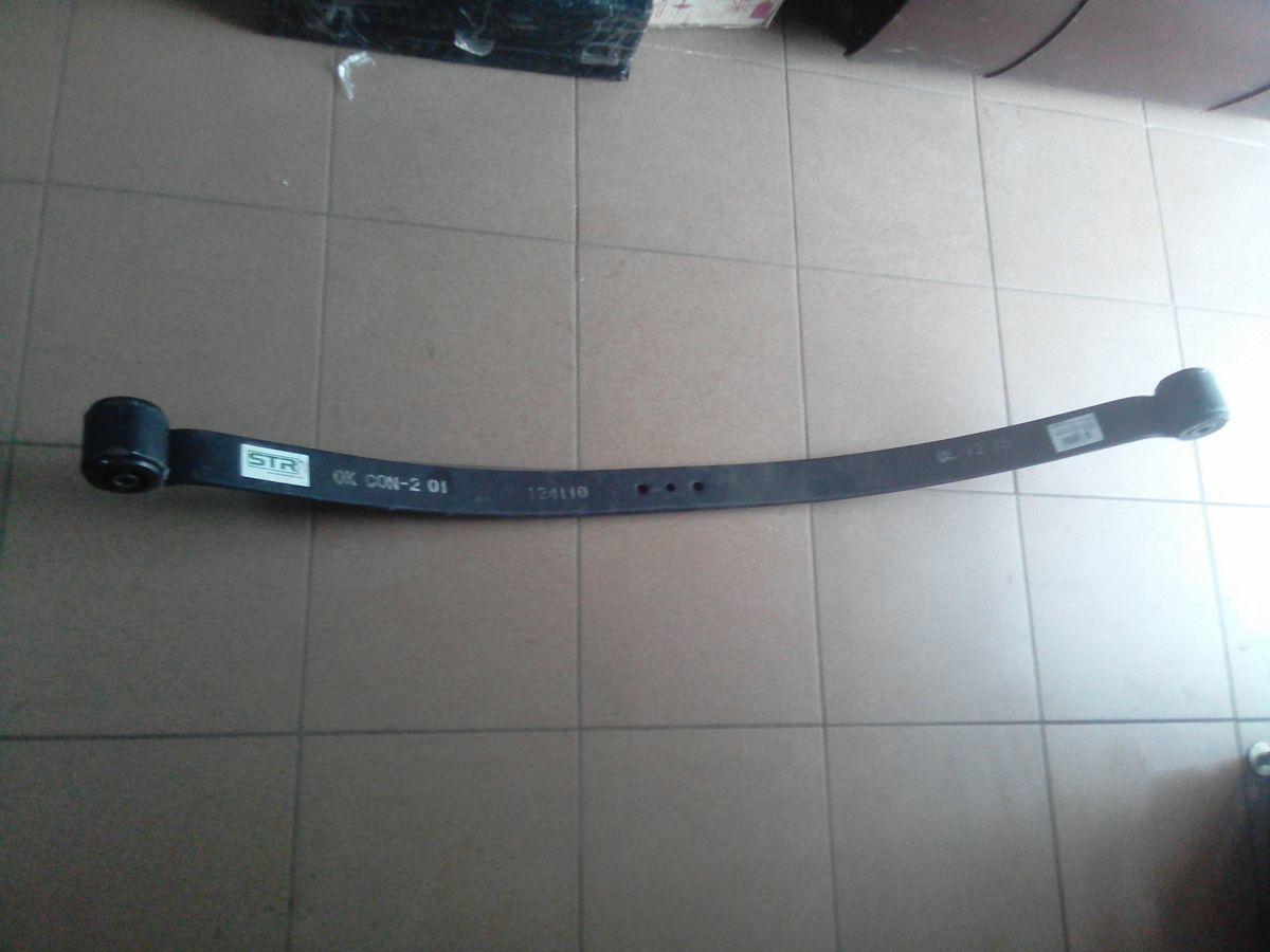 Фото 3 - Рессора,ресора(коренной лист 2-х листрессоры) Ford connect