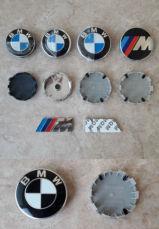 Колпачки в диски (заглушки ступицы) BMW (БМВ)