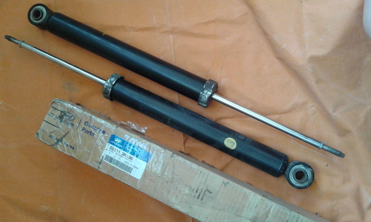 Фото - Продам задние амортизаторы HYUNDAI SONATA 55311-3K130