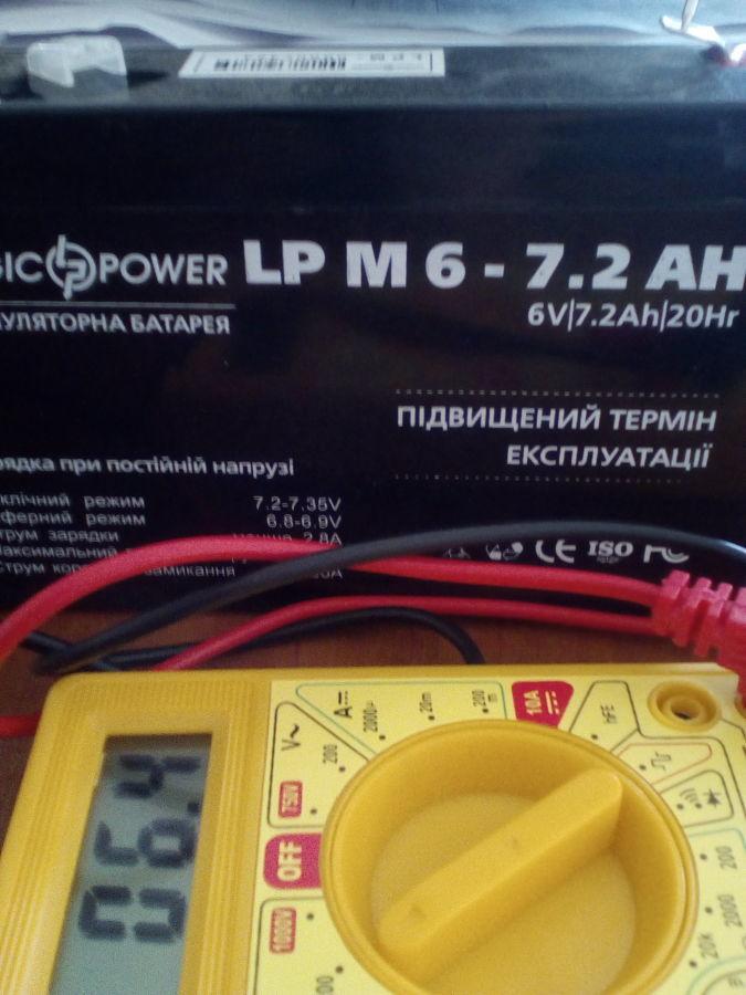 Фото 2 - Аккумуляторы для детского электромобиля