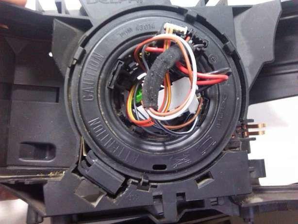 Ремонт шлейф подрулевого переключателя (Air bag) Renault Kangoo Кенго