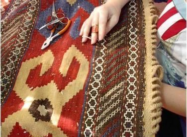 Фото 2 - Ремонт ковров