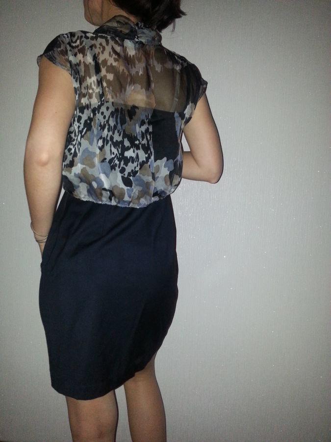 Фото 2 - маленькое черное платье для коктейльной вчеринки