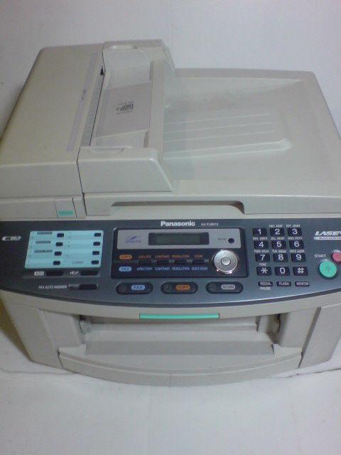 МФУ Panasonic KX-FLB 813