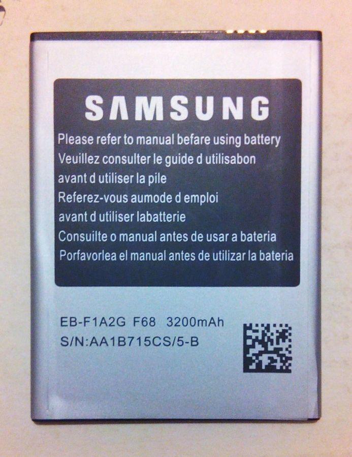 Samsung Galaxy Mega 6,3 аккумулятор батарея АКБ Самсунг
