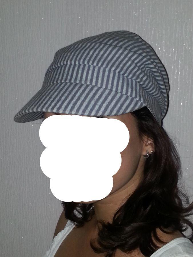 Фото - продам кепи для девочки, объем 55-56  на резиночке