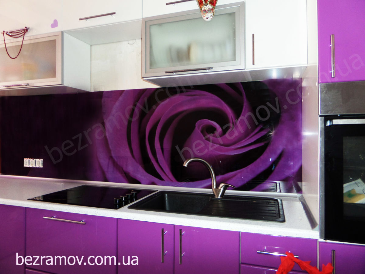 Фото 6 - панель на кухню - скинали
