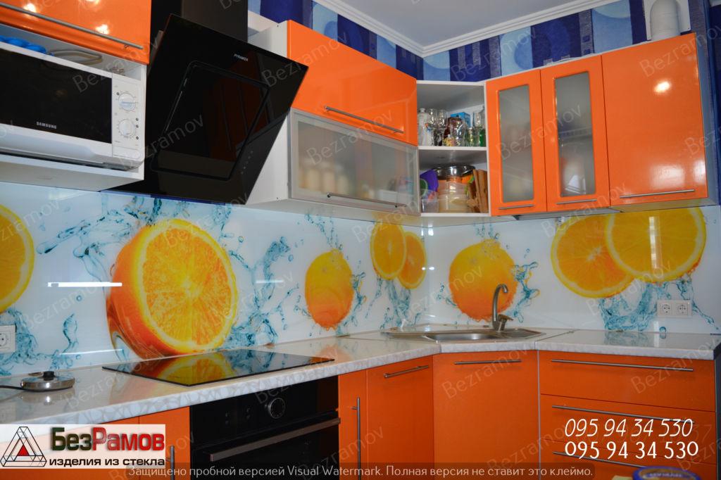 Фото 2 - панель на кухню - скинали