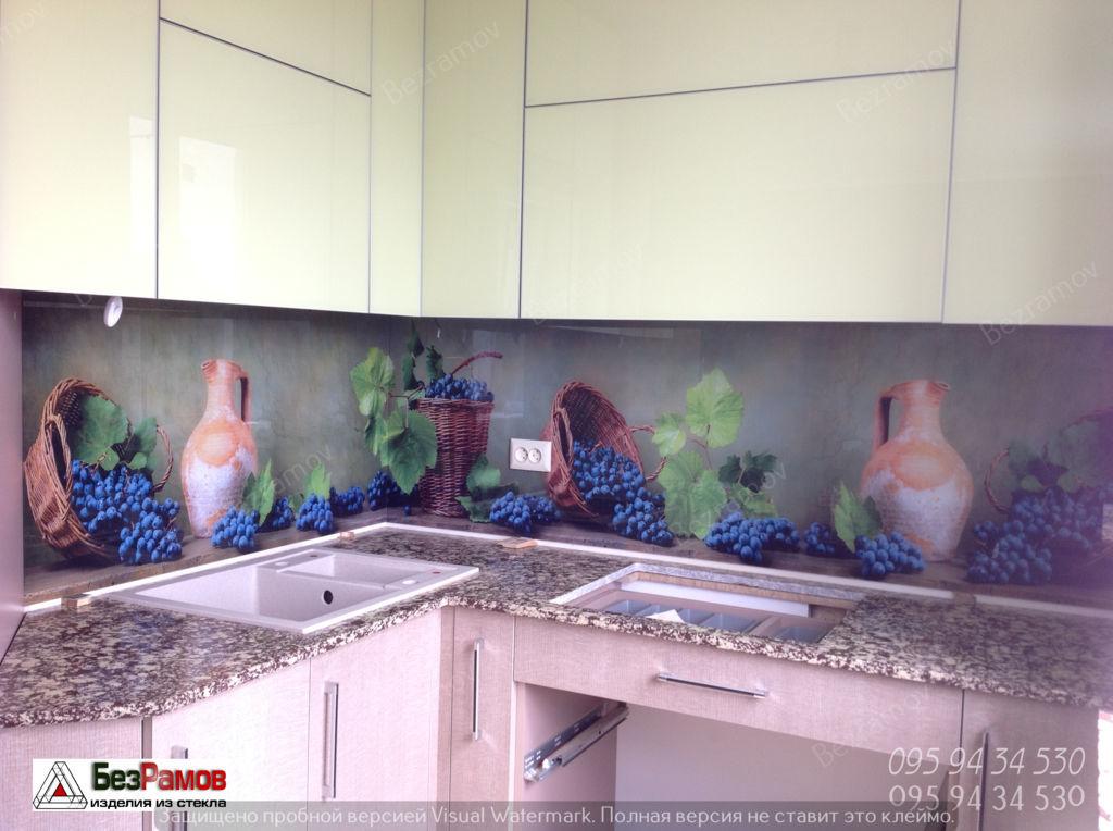 Фото - панель на кухню - скинали